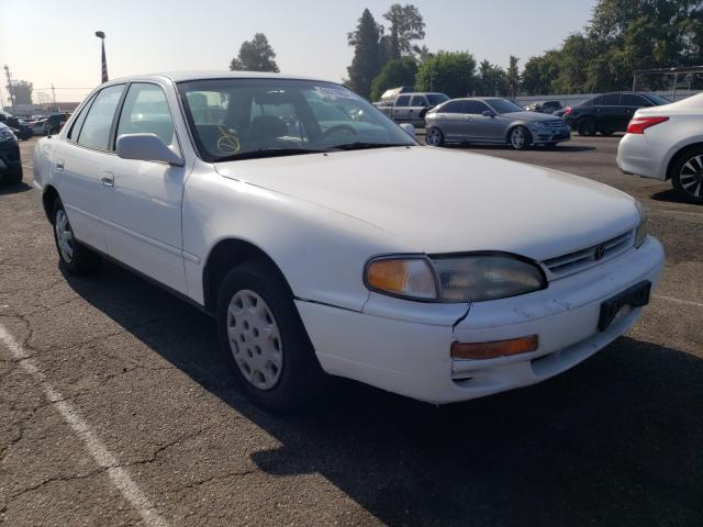 Salvage cars for sale from Copart Van Nuys, CA: 1996 Toyota Camry DX