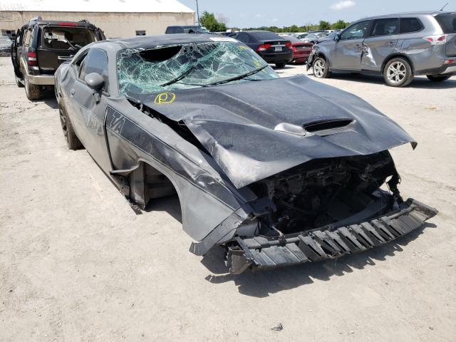 Salvage cars for sale from Copart Corpus Christi, TX: 2018 Dodge Challenger