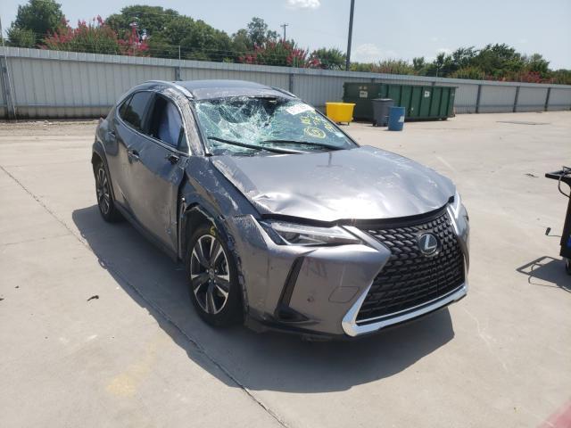 Lexus UX 200 salvage cars for sale: 2021 Lexus UX 200