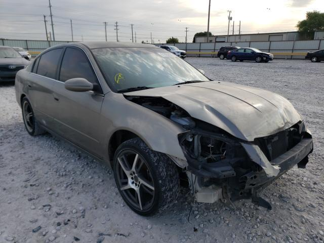Salvage cars for sale from Copart Haslet, TX: 2006 Nissan Altima S