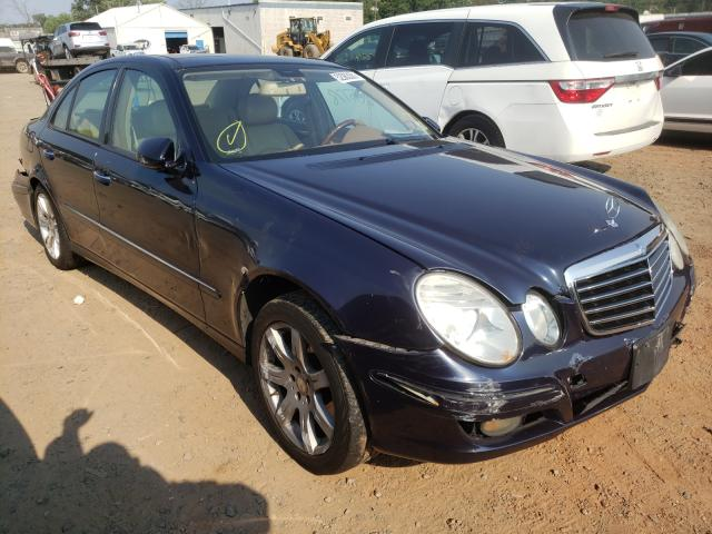Salvage cars for sale from Copart Grantville, PA: 2009 Mercedes-Benz E 350 4matic