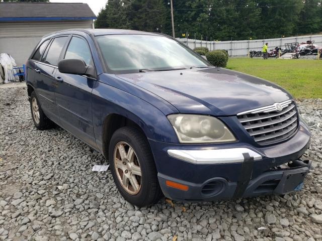 Salvage 2006 CHRYSLER PACIFICA - Small image. Lot 51756111
