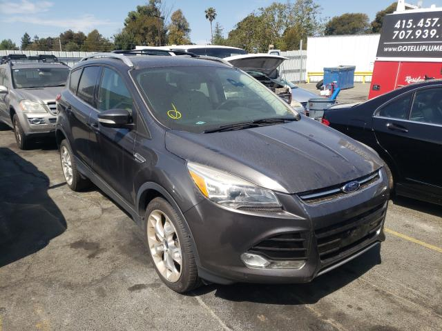 Used 2015 FORD ESCAPE - Small image. Lot 52094831