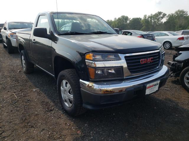 Salvage cars for sale from Copart New Britain, CT: 2008 GMC Canyon