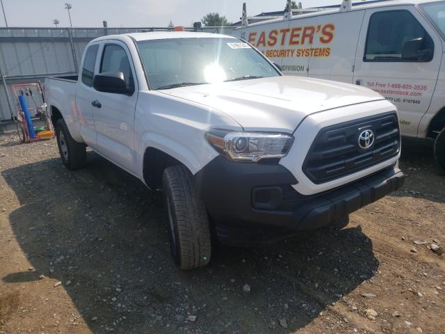 Salvage cars for sale from Copart Finksburg, MD: 2017 Toyota Tacoma ACC