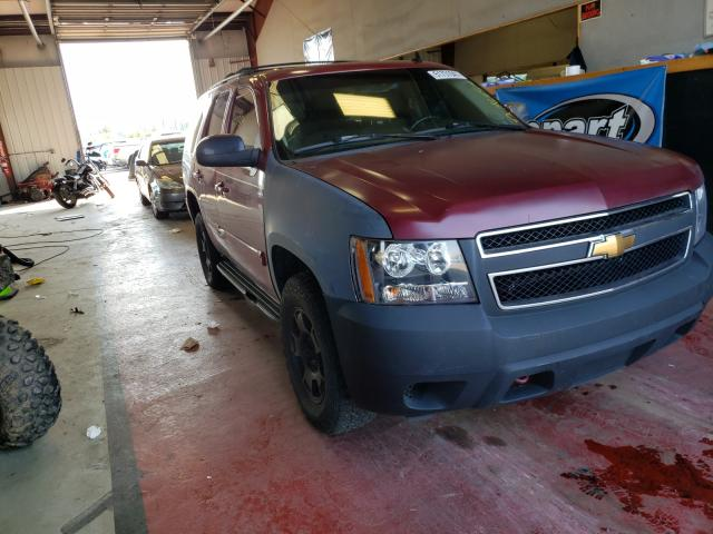 Salvage cars for sale from Copart Angola, NY: 2007 Chevrolet Tahoe K150