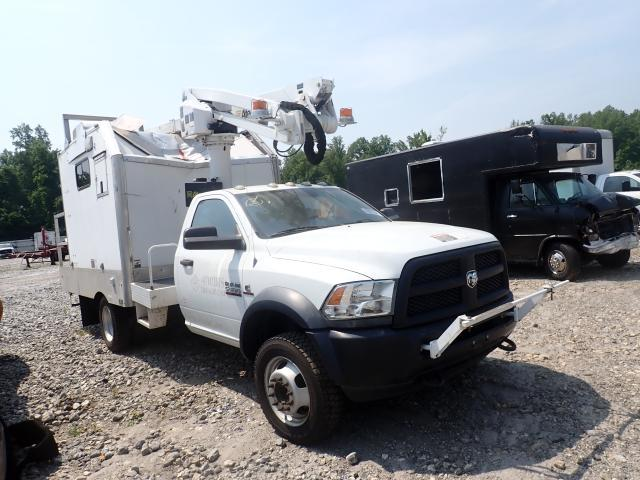 Salvage cars for sale from Copart Spartanburg, SC: 2013 Dodge RAM 5500