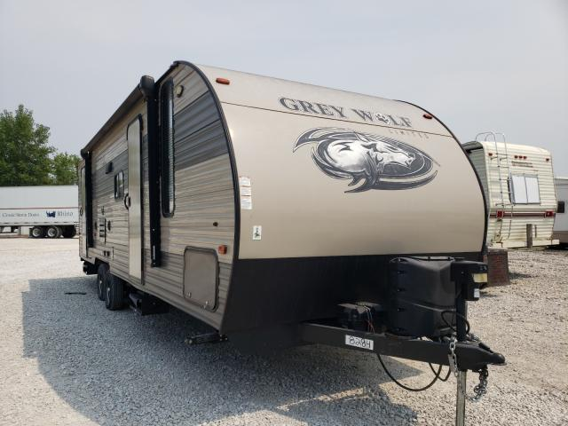Forest River 5th Wheel salvage cars for sale: 2018 Forest River 5th Wheel