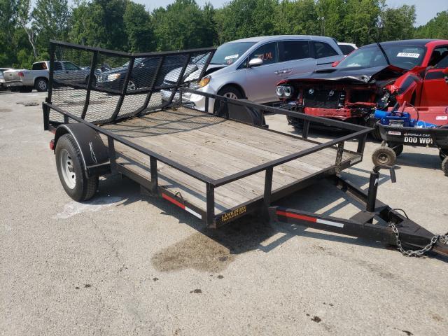 Vehiculos salvage en venta de Copart Louisville, KY: 2013 Trailers Trailer