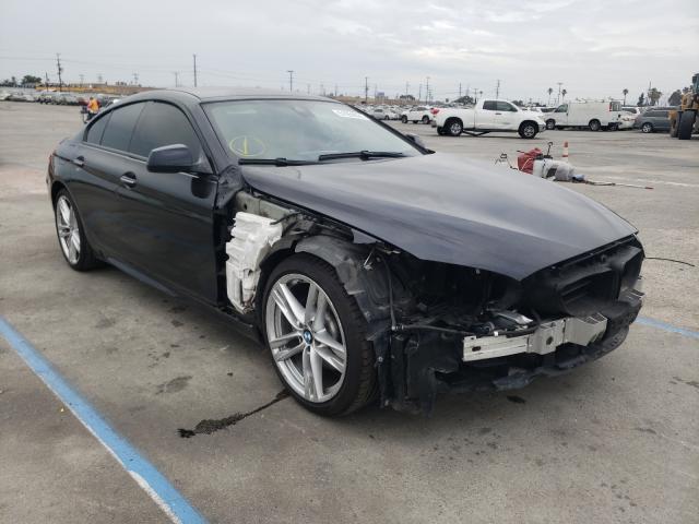 BMW Vehiculos salvage en venta: 2014 BMW 640 I Gran