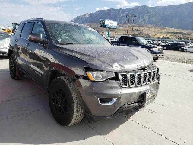 Vehiculos salvage en venta de Copart Farr West, UT: 2017 Jeep Grand Cherokee