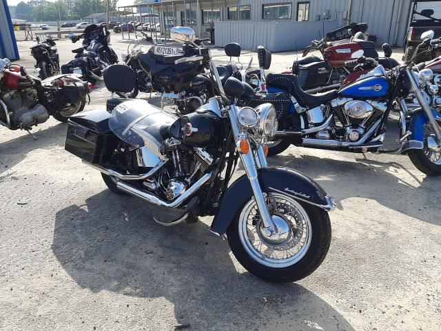 Salvage cars for sale from Copart Conway, AR: 2016 Harley-Davidson Flstc Heri