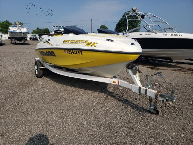 Bombardier salvage cars for sale: 1999 Bombardier Seadoo