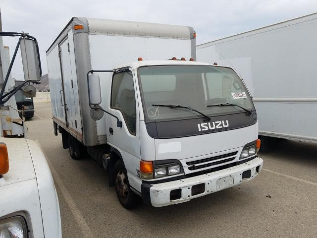 Salvage cars for sale from Copart Van Nuys, CA: 2000 Isuzu NPR