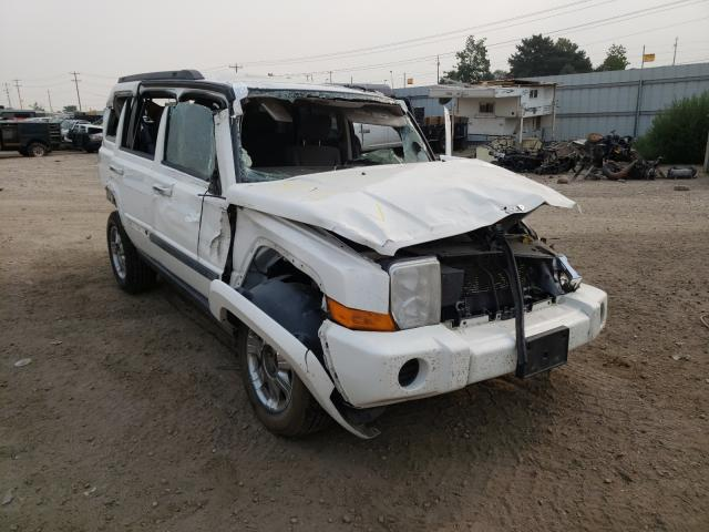 Salvage cars for sale at Nampa, ID auction: 2007 Jeep Commander