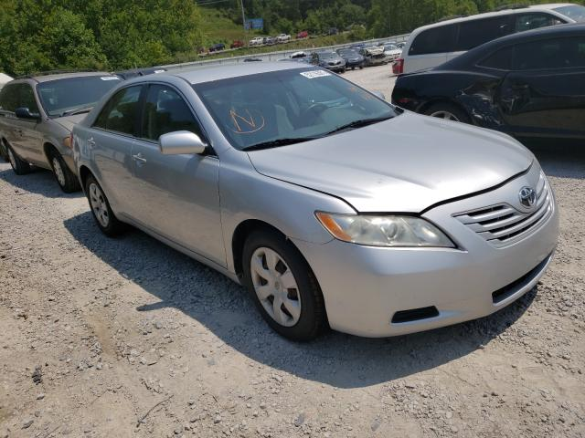 Salvage cars for sale at Hurricane, WV auction: 2007 Toyota Camry CE