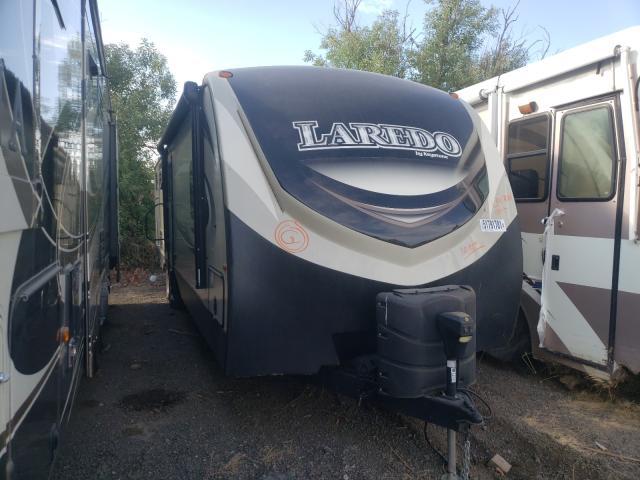 Keystone Laredo salvage cars for sale: 2017 Keystone Laredo