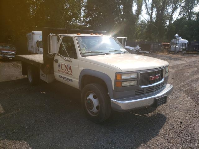 Salvage cars for sale from Copart New Britain, CT: 2001 GMC Sierra C35