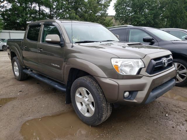 Vehiculos salvage en venta de Copart North Billerica, MA: 2013 Toyota Tacoma DOU