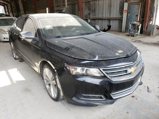 Salvage cars for sale from Copart Greenwell Springs, LA: 2015 Chevrolet Impala LTZ