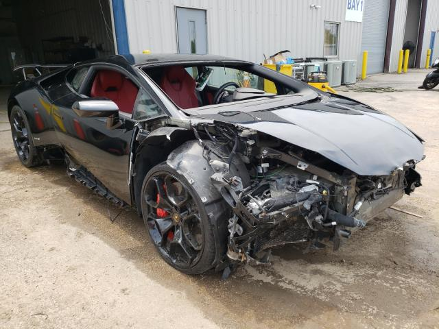 Lamborghini salvage cars for sale: 2016 Lamborghini Huracan