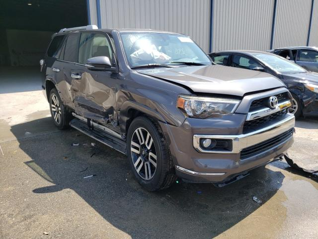 Vehiculos salvage en venta de Copart Apopka, FL: 2015 Toyota 4runner SR