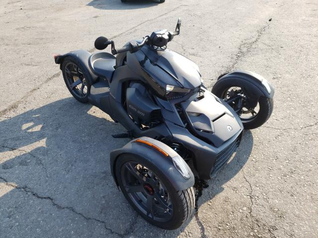 Can-Am salvage cars for sale: 2021 Can-Am Ryker