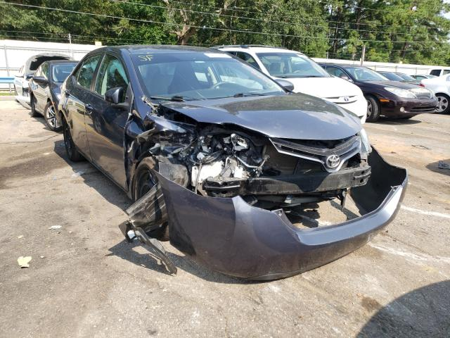 Salvage cars for sale at Eight Mile, AL auction: 2015 Toyota Corolla L