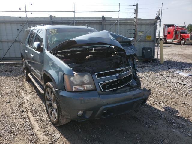 Chevrolet salvage cars for sale: 2008 Chevrolet Suburban K