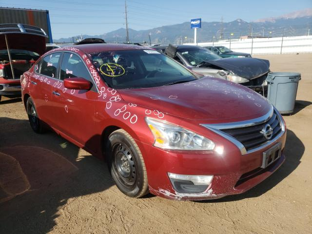 Salvage cars for sale from Copart Colorado Springs, CO: 2015 Nissan Altima 2.5