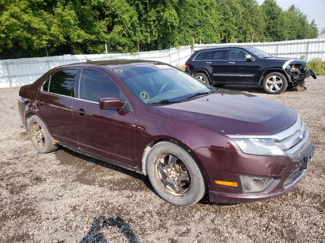 Salvage cars for sale from Copart London, ON: 2011 Ford Fusion SE