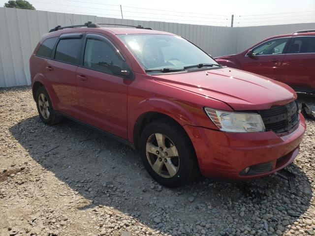 Salvage cars for sale from Copart Lansing, MI: 2010 Dodge Journey SX