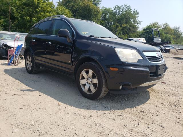 Salvage cars for sale from Copart Glassboro, NJ: 2008 Saturn Vue XR