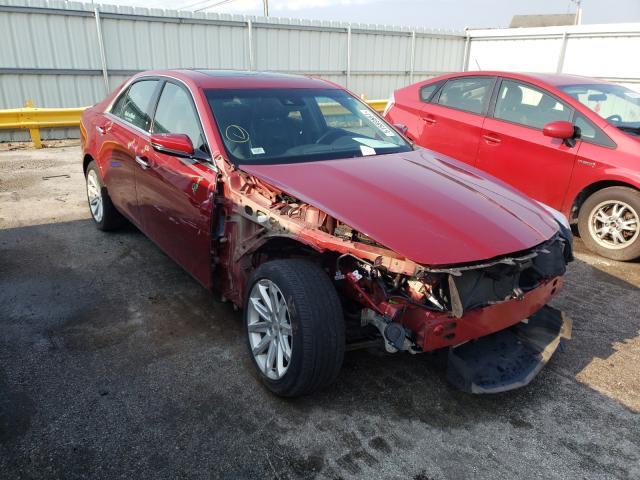Cadillac Vehiculos salvage en venta: 2014 Cadillac CTS Luxury