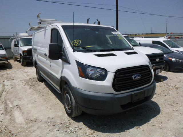 Upcoming salvage trucks for sale at auction: 2017 Ford Transit T