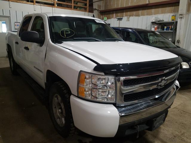 Salvage cars for sale from Copart Anchorage, AK: 2008 Chevrolet Silverado