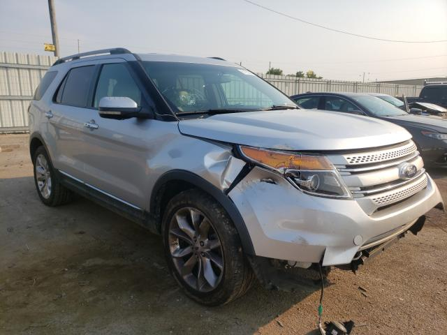 Salvage cars for sale from Copart Lexington, KY: 2012 Ford Explorer L