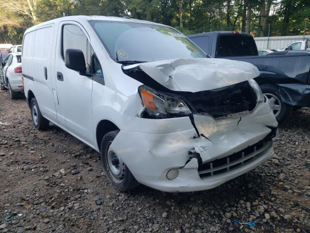 Salvage cars for sale from Copart Austell, GA: 2020 Nissan NV200 2.5S