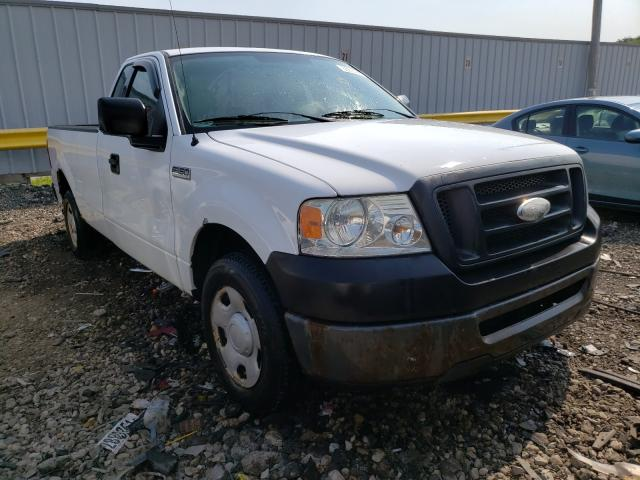 Salvage cars for sale from Copart Cudahy, WI: 2007 Ford F150