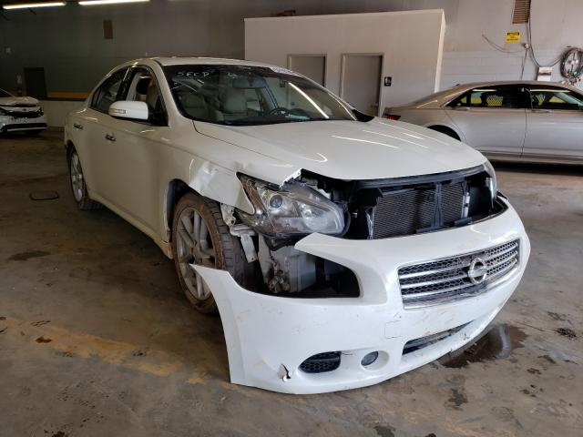Vehiculos salvage en venta de Copart Mocksville, NC: 2010 Nissan Maxima S