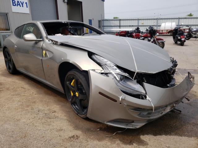 2012 Ferrari FF en venta en Elgin, IL