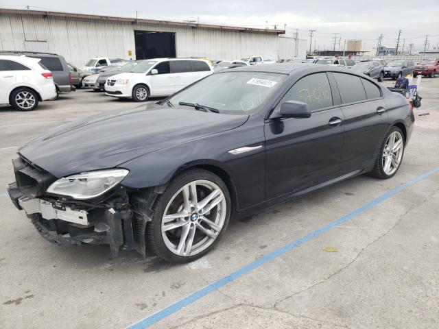 BMW 6 SERIES 2014 1