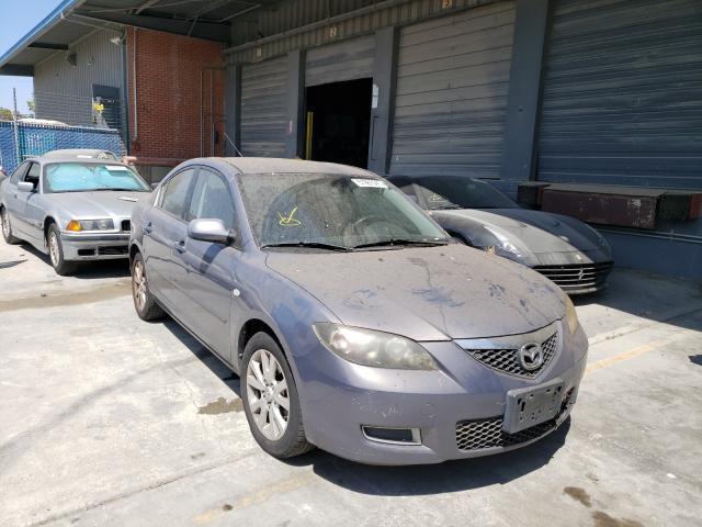 Mazda 3 salvage cars for sale: 2008 Mazda 3