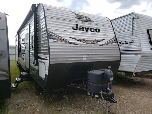 Jayco Travel Trailer salvage cars for sale: 2020 Jayco Travel Trailer