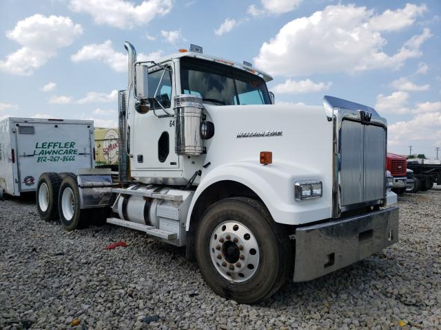 Salvage cars for sale from Copart Louisville, KY: 2011 Western Star Convention
