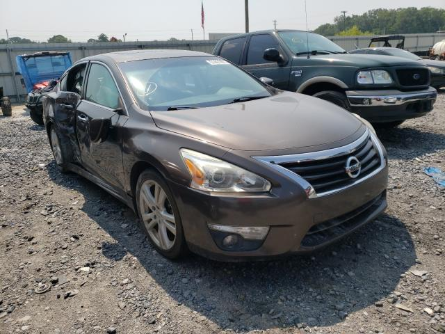 Salvage cars for sale from Copart Montgomery, AL: 2015 Nissan Altima 3.5
