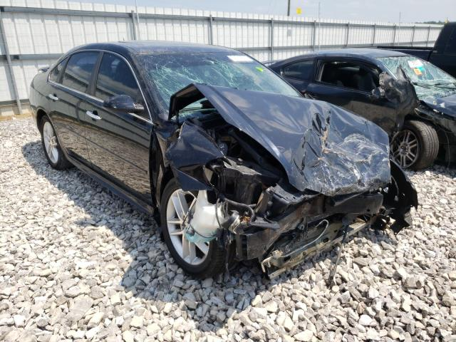 Salvage cars for sale from Copart Lawrenceburg, KY: 2014 Chevrolet Impala LIM