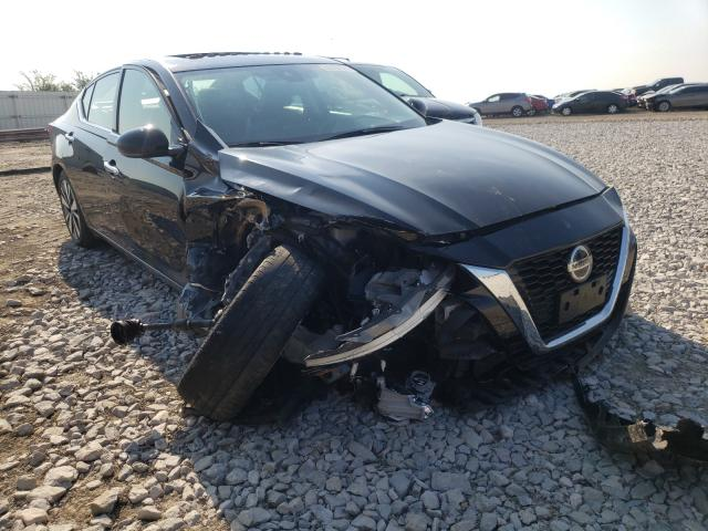 Salvage cars for sale from Copart Earlington, KY: 2019 Nissan Altima SL