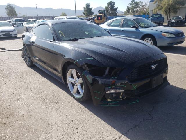 2016 Ford Mustang en venta en Anthony, TX