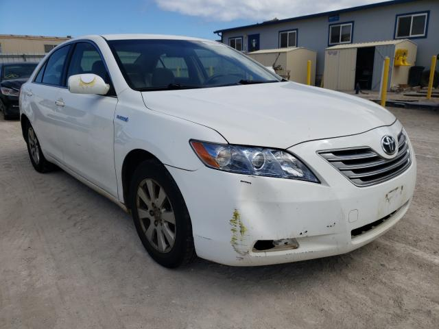 Salvage cars for sale from Copart Kapolei, HI: 2007 Toyota Camry Hybrid